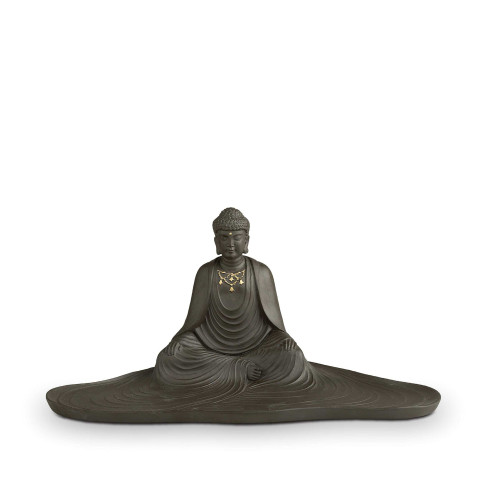 Buddha Desk Tray 13.5 in x 6.5 in | Gracious Style